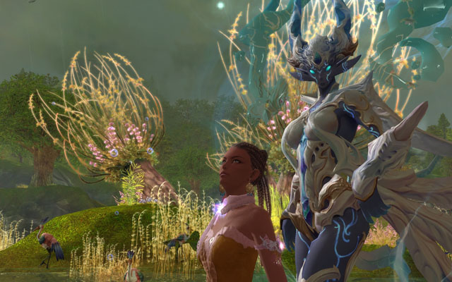 Summon Tempest Spirit I Screenshots